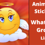 Animated Stickers Whatsapp Group Link